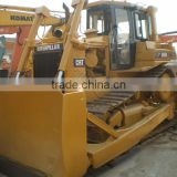 used CAT D6 bulldozer d6h dozer caterpillar bulldozer for sale cat D6H LGP Shanghai used
