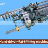Economical Type 36 Inches Hand-driven Flat Knitting Machine for Home Use