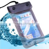 fashion design hot sale wholesale price advertisement waterproof dry bag for iphone and other brands