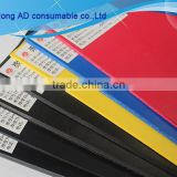 New design color PVC sheet foam core board pvc sheet 3mm made in China