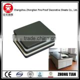 solid physiochemical board table chemical resistant laminate chemical film compact laminate