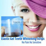 Professional Strength,Advanced Double Elastic Gel Strips Customized teeth Whitestrips Bleaching System Cleaning Teeth
