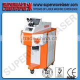 two phase arc welding machine with High quality laser beam & low temperature
