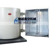 shoe heels vacuum coating machine/decorative film shoe heel coating machine/plastic vacuum machine