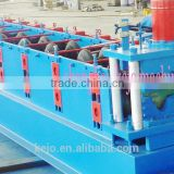 2016 Best Selling Great building material customized NEW highway guardrail roll forming machine