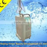 Sun Damage Recovery Co2 Laser/RF Metal Tube Fractional Co2 Laser Machine Spot Scar Pigment Removal With Vaginal Tightening/rf Tube CO2 Sun Damage Recovery Skin Regeneration