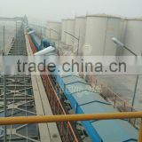High efficiency and Environmental protection encolsed Air cushion Belt conveyor with CE &ISO