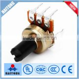 3 pin waterproof variable potentiometer Golden color with best quality