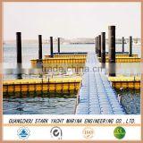 China factory floating dock plastic pontoon cubes