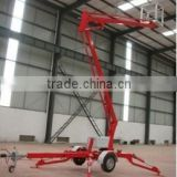 10 optional electric articulated spider boom lift for sale