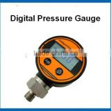 0-100Mpa Digital water pressure gauge with lcd display and battery supply