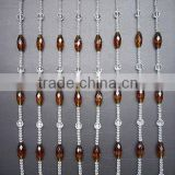 dark green glass crystal beads curtain,crystal crafts curtain,curtain