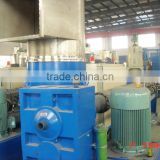SJ-150/35 double vent HDPE/LDPE Water Ring Pelletizing line for sale