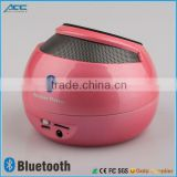 Mini Bluetooth Music Speaker with Memory Card and LED Charging Indication
