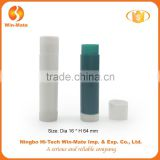 WIN-MATE empty plastic cylinder lip balm tube                                                                         Quality Choice