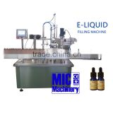 MIC-L40 automatic filling and cap loading for e-liquid electronic cigarette filling machine