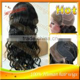 Brazilian Virgin Human Hair Free Part Lace Front Wigs Body Wave Full Lace Wig For Black Women With Baby Hair Alibaba China