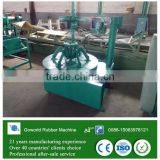 Tyre recycling machine / ring cutter / strip cutter / block cutter / steel wire remover / rubber cracker