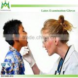 Good price Malaysia medical dentist latex gloves