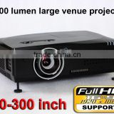 7500 lumen High Brightness Large Venue Projector,Large auditorium or conference & showrooms,Multimedia Command System