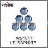 Lt . Saphire Machine Cut Loose Rhinestones For T Shirt