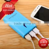 7800mah wholesale power bank charger (3 usb output) for portable playstation psp                                                                         Quality Choice