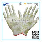 13g High Quality Bamboo Garden Gloves,Flower Glove,kids gardening gloves