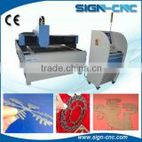 CNC Fiber Laser Cutting Machine Price for Sheet Metal Round Tube and Square Tube
