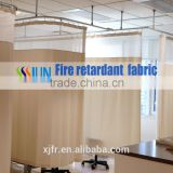 High-grade beautiful Permanent Flame retardant fabric for Medical partition curtain