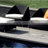 Arm chair with water resistant cushion, DINING SET, OUTDOOR WITH COMPETITIVE PRICE AND HIGHT QUALITY