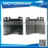 MOTORMAN Free Sample Available 100% tested no noise china brake pad D163-7090 for BMW 5/6/7 SERIES