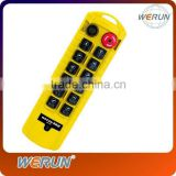 Overhead Crane Radio Remote Control With Buttons (Transmitter) Telecontrol(UTING)                                                                         Quality Choice