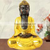 Fengshui Resin Sitting Buddha Statues, Arts & Crafts Buddha mold, buddha for decor                                                                         Quality Choice
