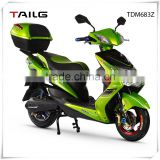 scooter electric with pedals tailg pedals moped for sales 500w electric motorbike TDM683Z
