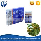 Hot selling quick effective 20% Iodine Oligosaccharide Acids natural plant growth regulators hormone