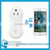 SUNMESH zigbee smart home Smart Wireless Plug Outlet, Remote Control WiFi Socket
