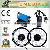 12''24'' wheel electric wheelchair conversion kit 180W li-ion battery with CE approved