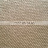 Polyester jacquard diagonal stripe fabric for table linen and banquet table cloth napkin