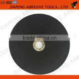 "5"" 125MM China manufacture multi-purpose Cutting wheel disc for metal, inox , marble"