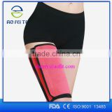 Leg Wrap Belt,Thigh Slimming Compression Sleeve, Burn Fat Thin Leg Slimmer