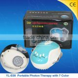 radio wave micro current galvanic facial masager for skin treatment