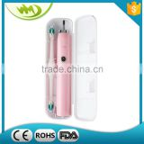 Manufacturer Buy Patent Magentic Suspension Motor Sonic Electric Toothbrush with Extra Brush Heads