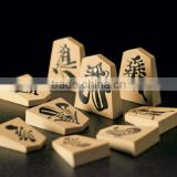Reliable and Best-selling wooden chess set Japanese chess (Shogi) at reasonable prices , small lot order available