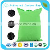 Odor Removal Activated Carbon Bag For Home And Car