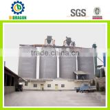 5000 tons rice soybean meal paddy feed sawdust steel storage silo