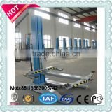 Highway safety flexible delineator postguide post single post car lift