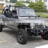 New 1100cc 4X4 EEC EPA 4-seater buggy