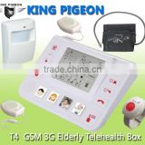 medical elderly alarm monitoring system GSM auto dialer
