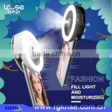2017 hot sale selfie ring light for phones manufacturers with water mist