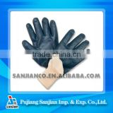 inerlock lining liner open back vinyl glove nitrile glove latex gloves for Russia Ukraine work